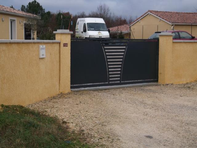 Abrispeed Fabrication Portail Sur Mesure Toulouse Montauban Albi