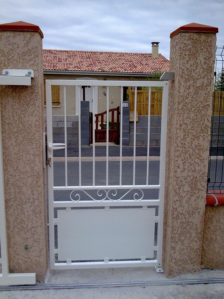 Abrispeed fabrication portail sur mesure toulouse montauban albi for Fabricant de portail sur mesure